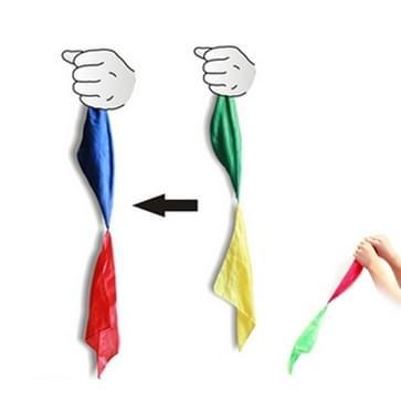 Magische truc Toy - Kleur wijzigen van de gekoppelde zijde