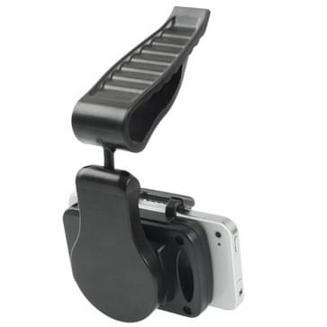 360 graden draaibaar auto universeel houder voor iPhone / iPod Touch, Samsung / HTC / Nokia / Sony / GPS nl andere mobiele apparaat