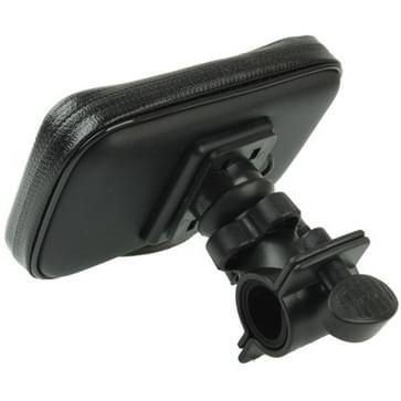 Fiets houder & Waterdicht / Zand dicht / Sneeuw dicht / Vuil dicht taai Touch hoesje voor iPhone 5 & 5S, 5C, Touch 5