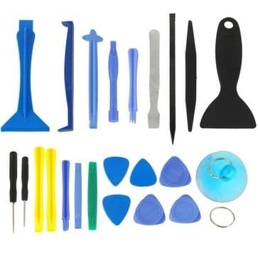 24 in 1 Hoge kwaliteit speciale Opening Tools Sets voor iPhone 5 & 5S & 5C / iPhone 4 & 4S