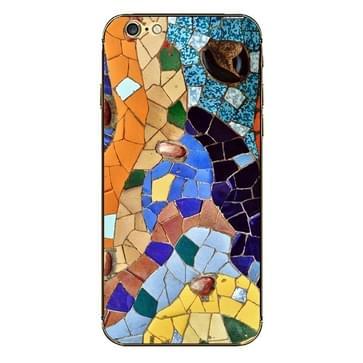 iPhone 6 & 6S Mozaiek patroon beschermende stickers