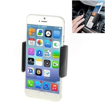 360 graden roterende Air Vent auto Mount houder voor iPhone 6 / iPhone 5 & 5S & 5 C / Smartphone(zwart)