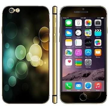 iPhone 6 Plus & 6S Plus Stippels patroon beschermende stickers