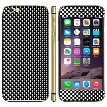 iPhone 6 Plus & 6S Plus Ovaal patroon beschermende stickers