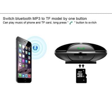 De zender van de FM van FM29B Bluetooth Hands-free Car Kit, auto-oplader, voor iPhone, Galaxy, Sony, Lenovo, HTC, Huawei en andere Smartphones
