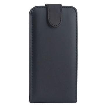 Verticale Flip hoes met magnetische sluiting lederen hoesje voor HTC Desire Eye / M910(zwart)