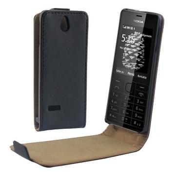 Verticale Flip hoes met magnetische sluiting lederen hoesje voor Nokia 515 / 515 Dual