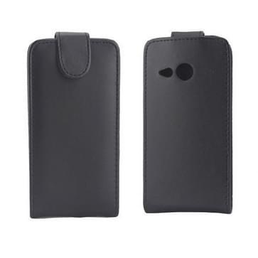 Verticale Flip lederen hoesje voor HTC One Mini 2