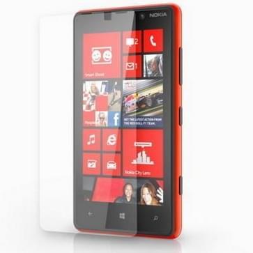 LCD-scherm beschermings voor Nokia Lumia 820