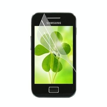 Samsung Galaxy Ace S5830 duurzame Ultra Clear Schermprotector