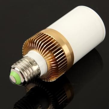 E27 4.5W (wit) 24 LED bluetooth spreker licht / spaarlampen
