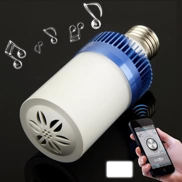 E27 4.5W (wit) 24 LED bluetooth spreker licht / Lamps(blauw) voor energiebesparing