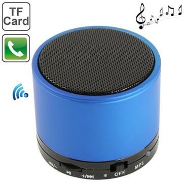 S10 Mini Bluetooth luidspreker, ingebouwde oplaadbare batterij, ondersteuning voor Handsfree Call(Blue)