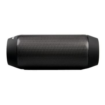 AEC BQ-615 Pulse draagbare Bluetooth Streaming Speaker met ingebouwde LED lichtshow & Mic  voor iPhone  Galaxy  Sony  Lenovo  HTC  Huawei  Google  LG  Xiaomi  andere Smartphones en alle Bluetooth Devices(Black)