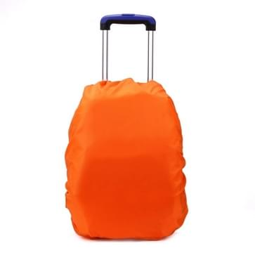 High Quality 35 liter Rain Cover for Bags(Orange)