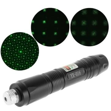 4mw 532nm Green Beam Laser Stage Pen   Gypsophila Pattern  for Disco  Atmosphere  KTV  Christmas / Halloween(Black)