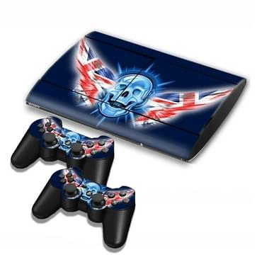 patroon Series Stickers voor PS3 Game Console