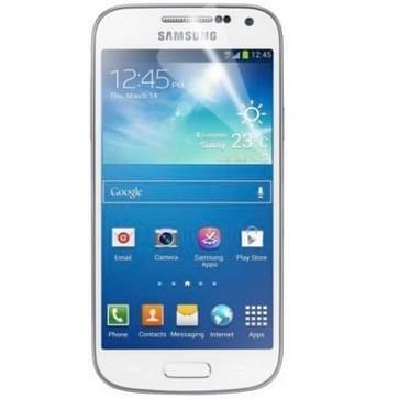 LCD-scherm beschermings voor Samsung Galaxy S IV mini / i9190 / i9192 (Taiwan materiaal)(transparant)