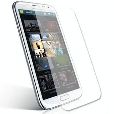 Samsung Galaxy Note 2 duurzame Ultra Clear schermprotector