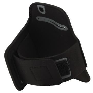 Sports Armband hoesje met Koptelefoon Hole voor Samsung Galaxy SIII mini/ i8190   Galaxy Trend Duos / S7562 (paars)