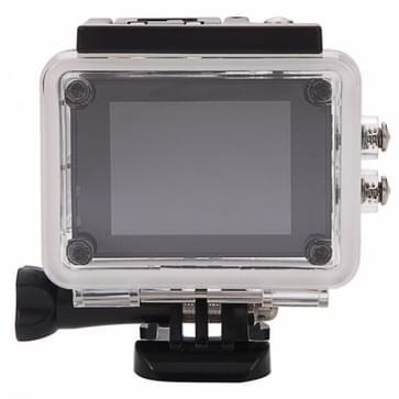 SJ7000 Full HD 1080P 2.0 inch LCD scherm Novatek 96655 WiFi Sports Camcorder Camera met waterdichte behuizing, 170 graden HD groothoeklens, 30m waterdicht(blauw)