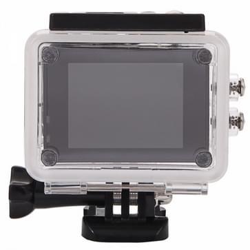 SJ7000 Full HD 1080P 2.0 inch LCD scherm Novatek 96655 WiFi Sports Camcorder Camera met waterdichte behuizing, 170 graden HD groothoeklens, 30m waterdicht(zilver)