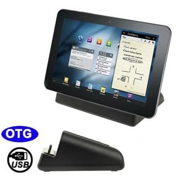 Desktop laad Cradle met Micro USB Sync Data functie voor Samsung Galaxy Tablet PC (P1000 / P1010 / P7500 / P7510 / P7300 / P7100)