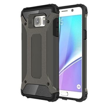 Voor Samsung Galaxy Note 5 / N920 hard Armor TPU + PC combinatie hoesje (brons)