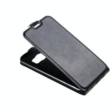 Voor Samsung Galaxy S7 / G930 met opbergruimte voor pinpassen & Foto Frame(zwart)