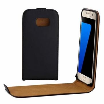 Voor Samsung Galaxy S7 / G930 taille tas met Magnetic sluiting(zwart)
