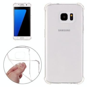 Samsung Galaxy S7 Edge / G935 schokbestendig TPU back cover Hoesje