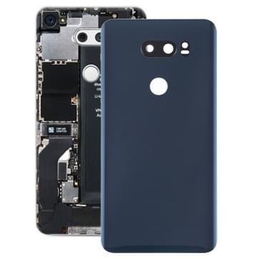 Batterij achtercover met camera lens voor LG V30/VS996/LS998U/H933/LS998U/H930 (blauw)