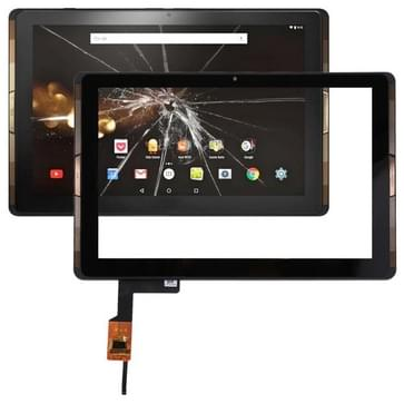 Touch Panel met Frame voor Acer Iconia Tab 10 / A3-A40 (zwart)