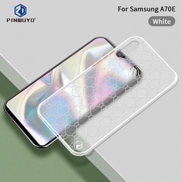 Voor Samsung Galaxy A70E PINWUYO Series 2 Generation PC + TPU waterdicht en anti-drop all-inclusive beschermhoes(wit)