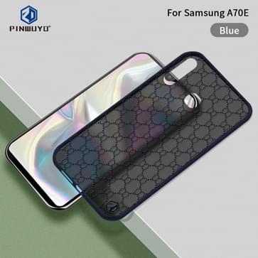 Voor Samsung Galaxy A70E PINWUYO Series 2 Generation PC + TPU waterdicht en anti-drop all-inclusive beschermhoes(Blauw)