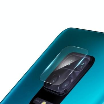 Voor Xiaomi Redmi Note 9S mocolo 0.15mm 9H 2.5D Round Edge Rear Camera Lens Tempered Glass Film