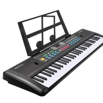 Grote 61 Key Childrens Keyboard Muziekinstrument Speelgoed  Specificatie: CN Plug