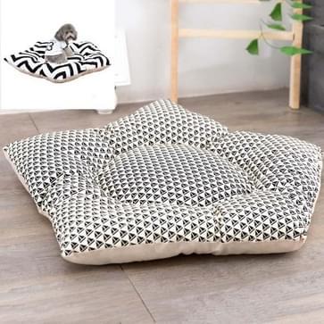 Pet Tent Sleeping Mat Dog Bed  Specificatie: Grote 50cm (Dhow-vormig)