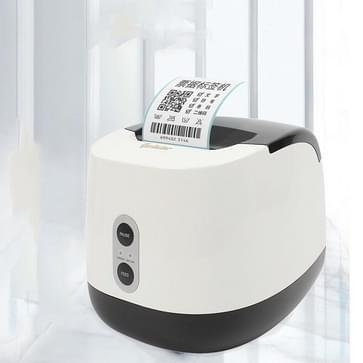 P3 Thermal Sticker Printer Supermarkt Kassier Melk Thee Shop Prijs Label Machine