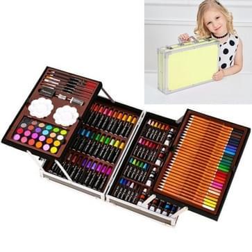 145 in 1 Schilderij Aquarel Pen Set Children School Supplies (Geel)