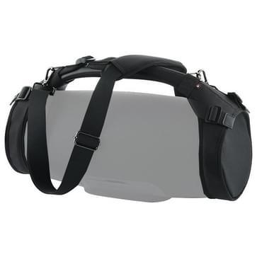 Bluetooth Speaker Portable Single-Shoulder Strap Bluetooth Speaker Storage Bag Accessoires voor JBL Boombox Storage Bag(Zwart)