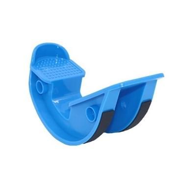 Kalf enkel brancard Sport Massage pedaal (blauw)