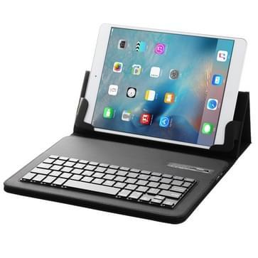 Universele Bluetooth V3.0 toetsenbord afneembare PU lederen Case voor 9 7-10 inch Tablet PC(Black)