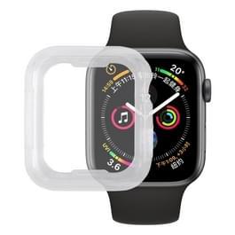 Volledige dekking TPU Case voor Apple Watch serie 4 44mm