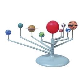 DIY Desktop Decoratie Model zonnestelsel Planetarium