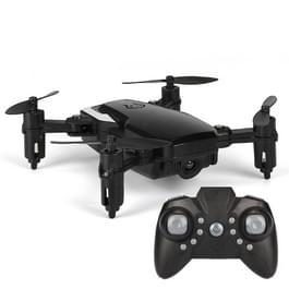 LF606 Mini Quadcopter opvouwbare RC Drone zonder Camera  een batterij  steunen één belangrijke Take-off / Landing  één belangrijke terugkeer  Headless Mode  Altitude Hold Mode(Black)