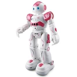 JJR/C R2 CADY WID? RC Robot gebaar Sensor dansen intelligente programma Toy geschenk voor kinderen Kids Entertainment met externe Control(Pink)