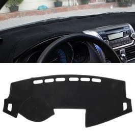Donker Mat auto Dashboard Cover auto licht Pad instrumentenpaneel zonnebrandcrème auto matten voor Land Rover (Opgelet  het model en year)(Black)