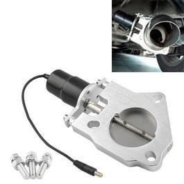 Universele auto 2 5 inch roestvrijstaal Racing elektrische uitlaat knipsel kleppen controle motor Kit