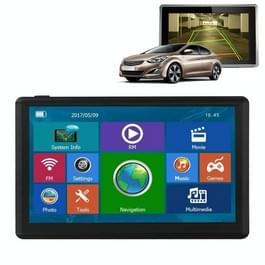 CARRVAS 7.0 inch TFT Touch-screen Auto GPS Navigator  MediaTekMT3351  WINCE6.0 OS  ingebouwde luidspreker  128 MB + 4 GB  IGO / NAVITEL kaarten  FM